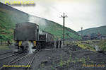 Unidentified NCB Austerity 0-6-0ST, Graig Merthyr,  August 1969