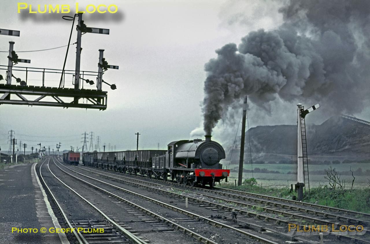 NCB No. 56, Seghill, 4th August 1965