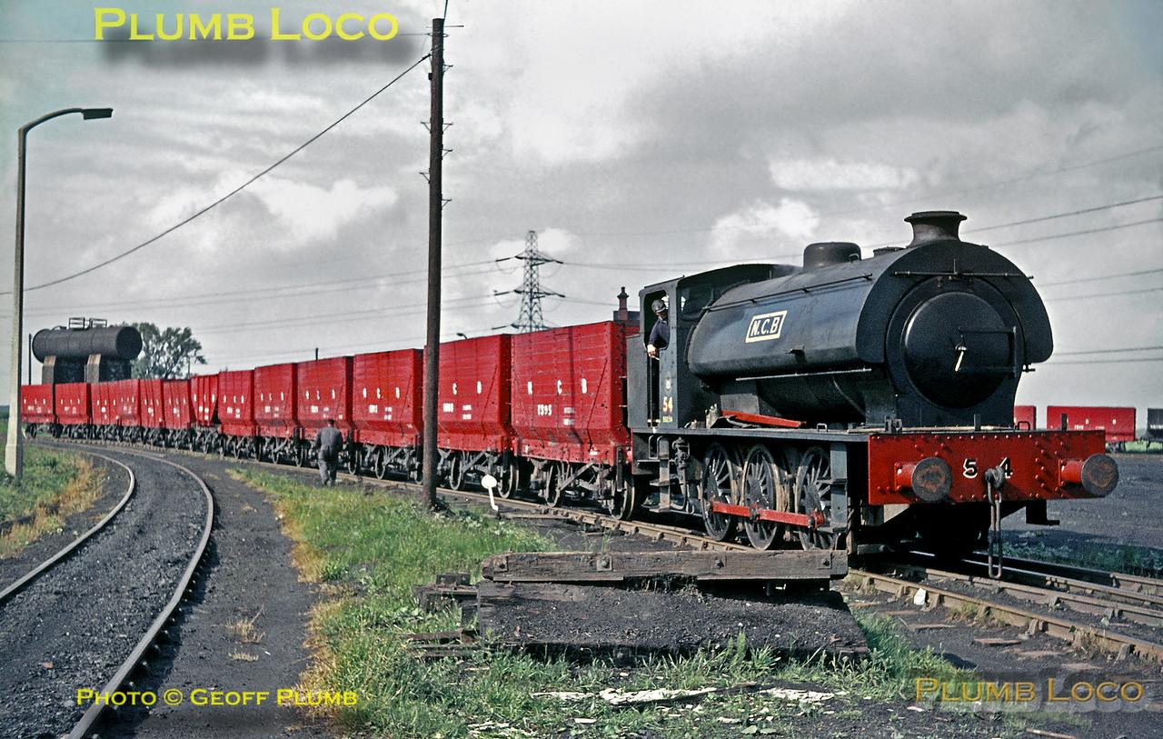 NCB No. 54, Backworth, June 1969