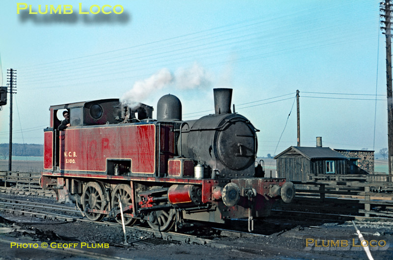 NCB No. S.100. Peckfield Colliery, 19th January 1971