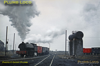 NCB No. 6, Eccles Colliery, Backworth, March 1969
