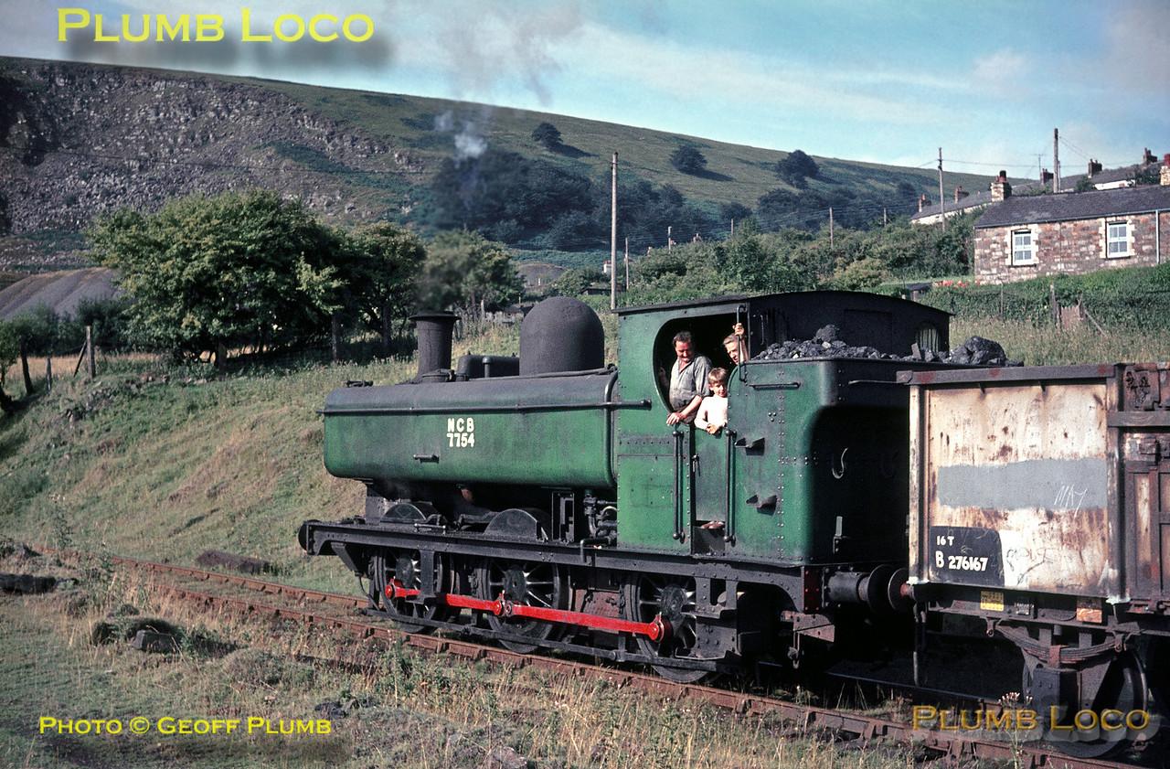 NCB No. 7754, Talywain, August 1969