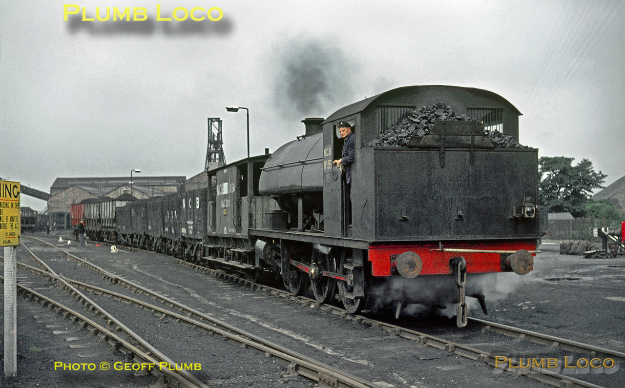 RSH 7602/49, Dudley Colliery, 4th August 1965