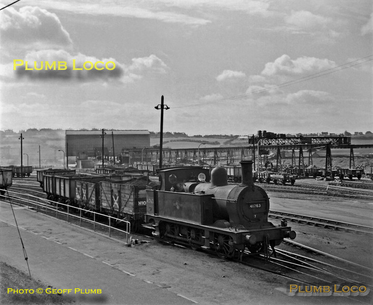 41763, Staveley Iron Company, 12th August 1962