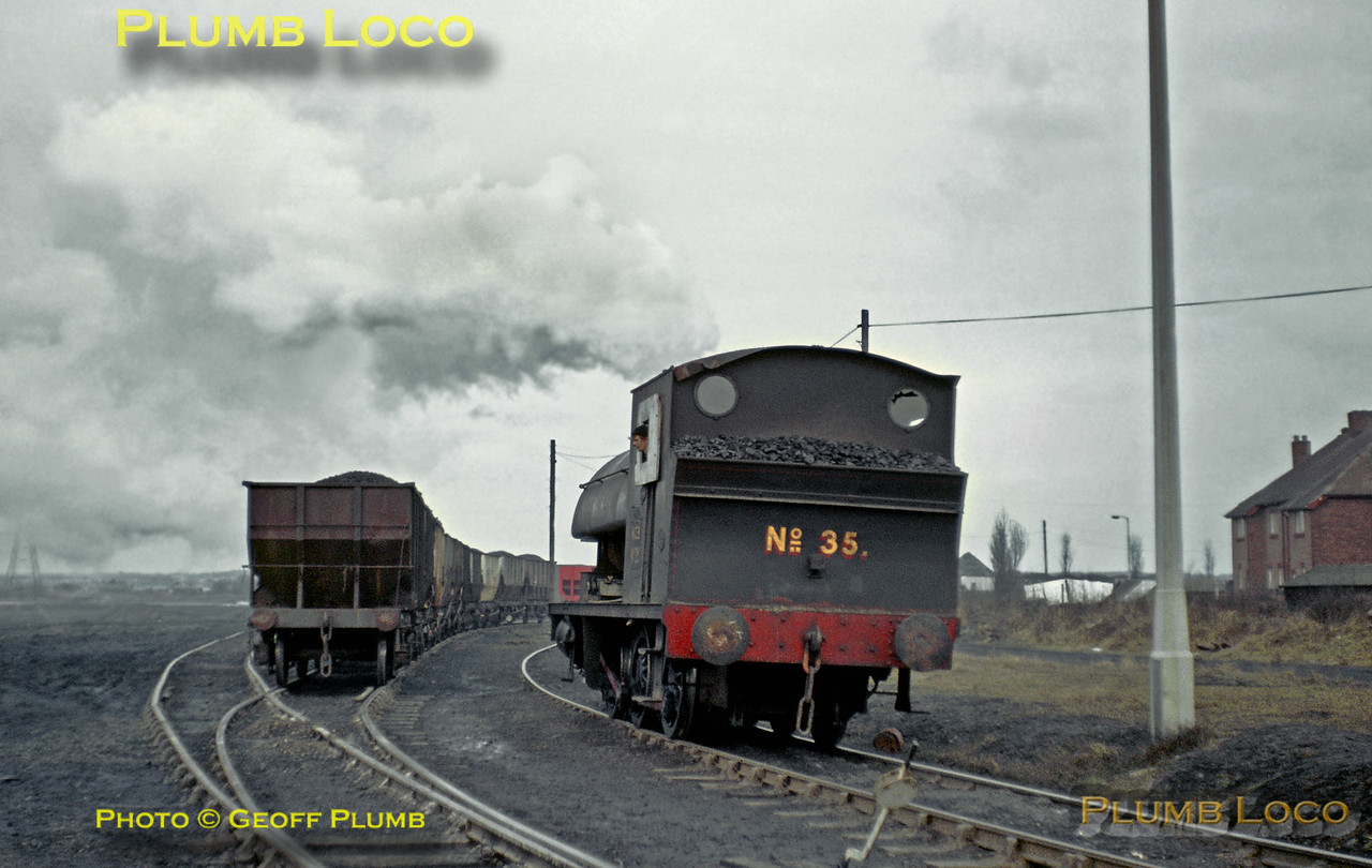 NCB No. 35, Backworth, March 1969