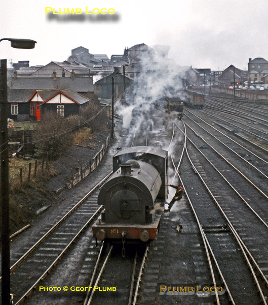 NCB No. 1, Ashington Colliery, March 1969
