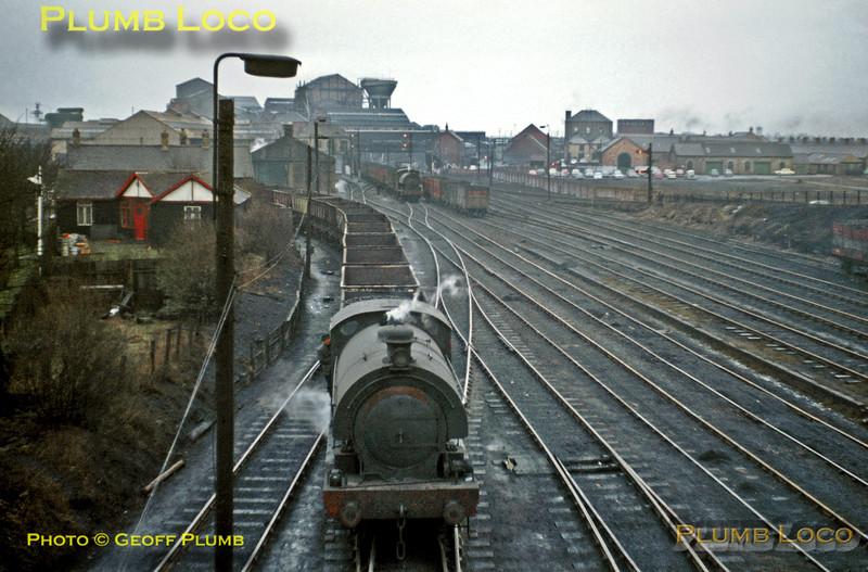 NCB No. 43, Ashington, March 1969