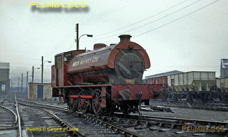 Mech. Navvies Ltd No. 71515, Swalwell Disposal Point, March 1969