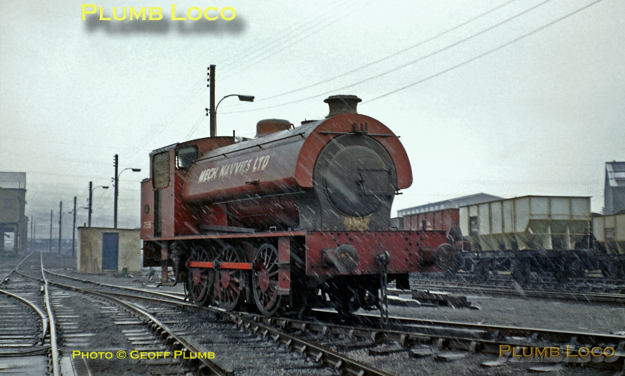 Mech. Navvies Ltd No. 71515, Swalwell Disposal Point, March 1969