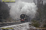 "34067 ""Tangmere"", Southcote Junction, 1Z46, 23rd March 2013"