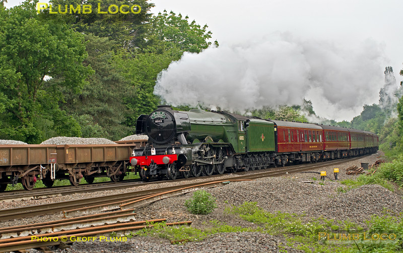 "60103 ""Flying Scotsman"", Southcote Junction, 1Z60, 28th May 2016"