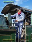 Driver Ray Churchill, 4965, Stratford-upon-Avon, 9th October 2018