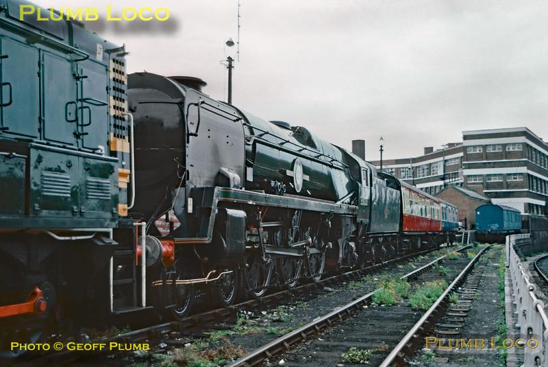35028, Marylebone Milk Dock, 17th August 1986
