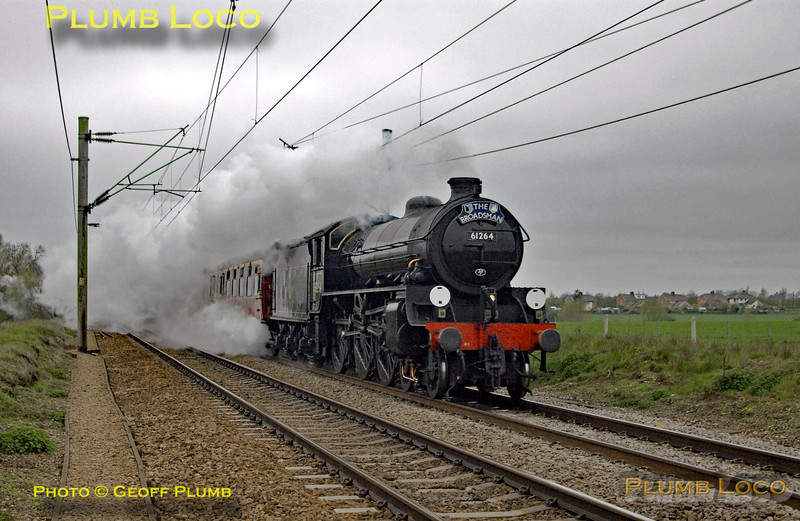 61264, near Witham, 1Z82, 10th April 2004