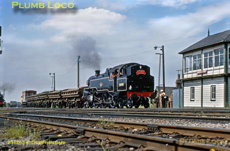 80080, Coalville, 11th June 1989