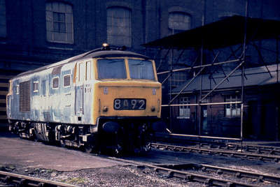 Stratford D7017 21st March 1973