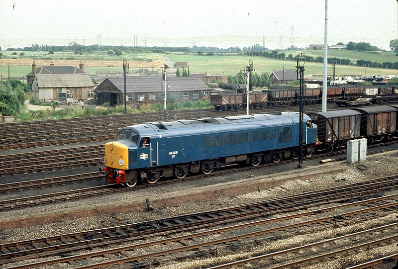44008 Toton 17th July 1979