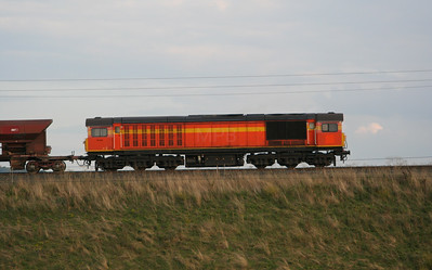 1) 58 009 near Pagny-Sur-Moselle on 22nd August 2006