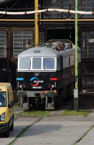 Floyd, 450 007 (91 55 0450 007-4 H-FLOYD) at Budapest Keleti Depot on 25th March 2014