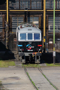 Floyd, 450 007 (91 55 0450 007-4 H-FLOYD) at Budapest Keleti Depot on 19th March 2014