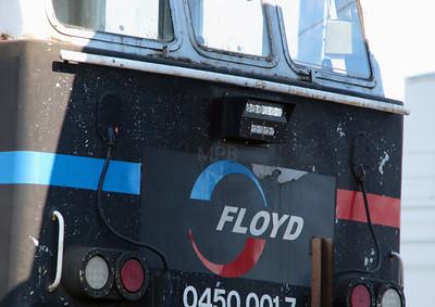 Floyd, 450 001 at Soroksari Ut Yard on 19th March 2015