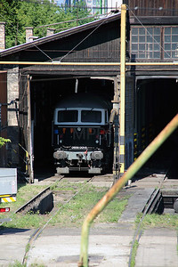 FLOYD, 659 001 (ex 56101) at Budapest Keleti FLOYD Depot on 6th July 2015 (2)