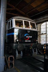 FLOYD, 450 002 (91 55 0450 002-5 H-FLOYD ex 86 250) at Budapest Keleti FLOYD Depot on 6th July 2015  (2)