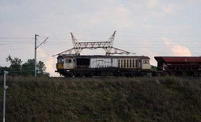 1) 58 015 near Pagny-Sur-Moselle on 22nd August 2006