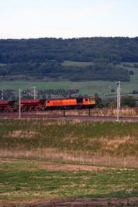 3) 58 009 near Pagny-Sur-Moselle on 22nd August 2006