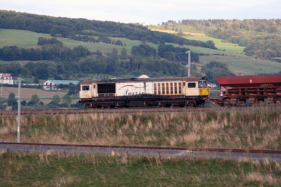 3) 58 015 near Pagny-Sur-Moselle on 22nd August 2006