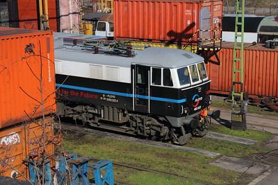 Floyd, 450 007 (91 55 0450 007-4 H-FLOYD) at Budapest Keleti Depot on 19th March 2014 (8)
