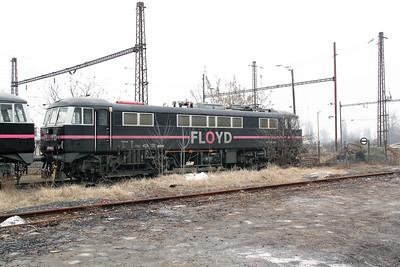 British loco's and units abroad