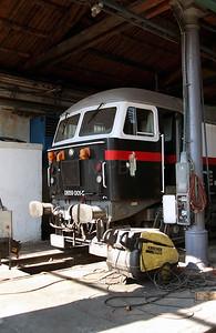 FLOYD, 659 001 (ex 56101) at Budapest Keleti FLOYD Depot on 6th July 2015 (3)