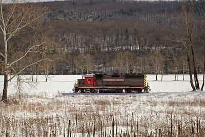 Dash-3 Through the Snow