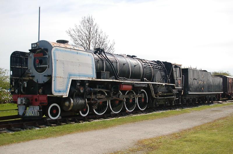 NBH 27291 3405 Janice - Buckinghamshire Railway Centre - 1 May 2016