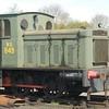 HE 2067 WD 849 - Buckinghamshire Railway Centre - 1 May 2016