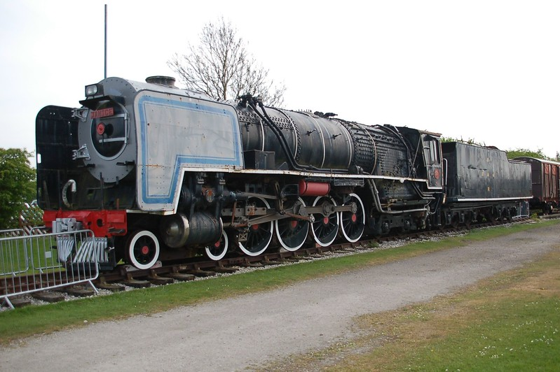 NBH 27291 2405 Janice - Buckinghamshire Railway Centre - 30 April 2017
