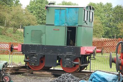 FH 3765 Tarmac - Buckinghamshire Railway Centre - 10 June 2012