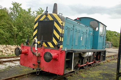 D2298 - Buckinghamshire Railway Centre - 10 June 2012