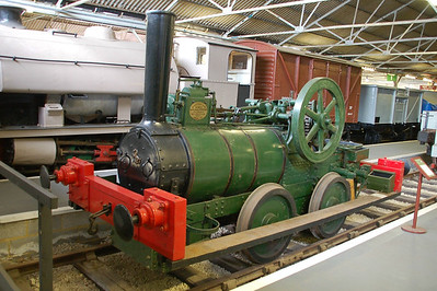 AP 807 - Buckinghamshire Railway Centre - 10 June 2012