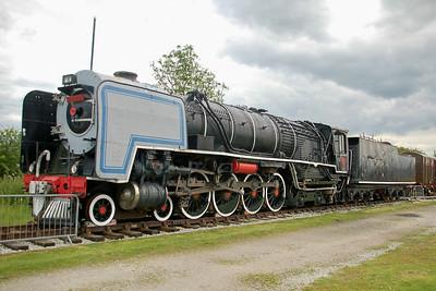 NBH 27291 Janice - Buckinghamshire Railway Centre - 10 June 2012