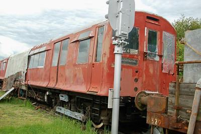 Emu 54233 - Buckinghamshire Railway Centre - 10 June 2012
