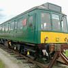 Dmu's M51899, M59761 & M51886 - Buckinghamshire Railway Centre - 10 June 2012