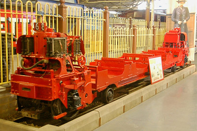 EEDK 803 (204 - 203) - Buckinghamshire Railway Centre - 10 June 2012