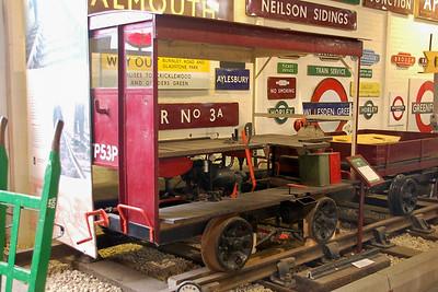 Wkm 8263 TP53P - Buckinghamshire Railway Centre - 10 June 2012