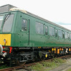Dmu M51886 - Buckinghamshire Railway Centre - 10 June 2012