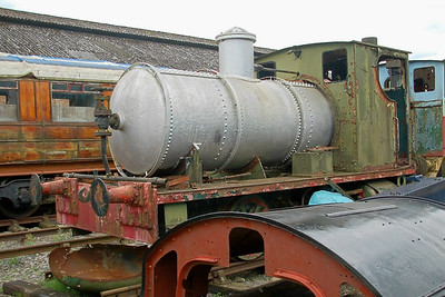 AB 1477 - Buckinghamshire Railway Centre - 10 June 2012