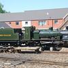 Winson 14 7 Spitfire - Bure Valley Railway - 12 May 2016