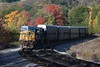 CSX Q214 makes it way through Keystone, PA