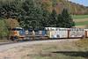 CSX Q261 heads west through Mance, PA